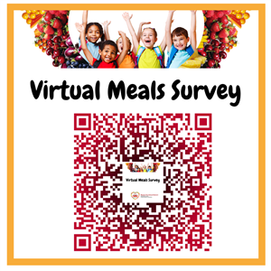 this is the link to complete the virtual meals survey