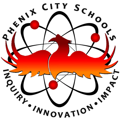 Phenix City Schools logo